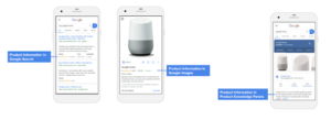 Google Merchant Center esempio risultato ricerca