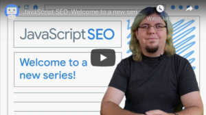 Anteprima YouTube Javascript Video Series
