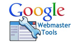 Logo Strumenti per i Webmaster Google